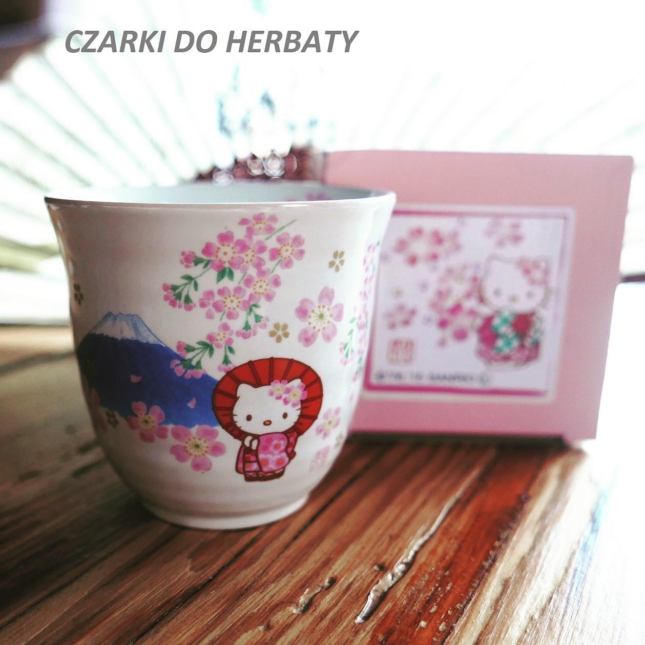 Czarki do herbaty